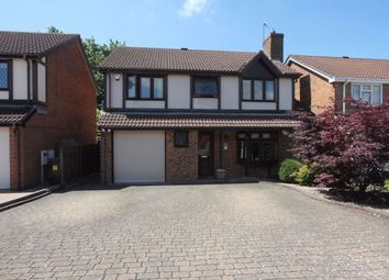 Thumbnail 4 bed detached house to rent in Nelson Drive, Hinckley