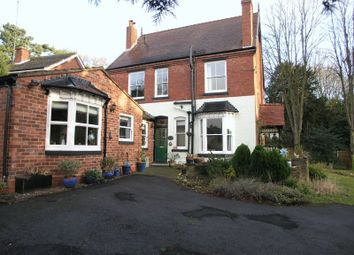 Thumbnail 4 bed detached house for sale in Drews Holloway, Halesowen