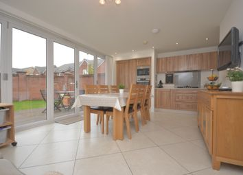 Thumbnail 4 bed detached house for sale in Almora Drive, Dumbarton, West Dunbartonshire