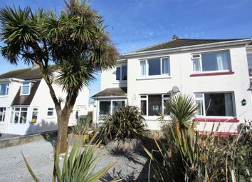 Thumbnail 4 bed semi-detached house for sale in Glamis Road, Newquay
