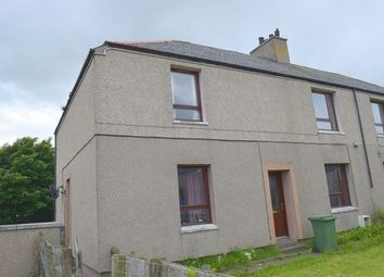 Thumbnail 2 bed flat for sale in Kennedy Terrace, Wick