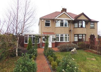 Thumbnail 3 bed semi-detached house for sale in Tanlan, Coast Road, Tanlan, Flintshire