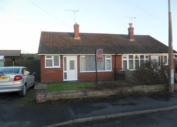 Thumbnail 2 bed semi-detached bungalow to rent in Heaward Close, Crewe, Cheshire
