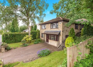 Thumbnail 4 bed detached house for sale in Manor Drive, Cottingley, Bingley