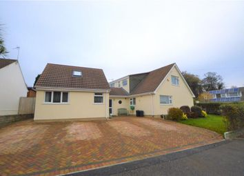 Thumbnail 5 bed detached bungalow for sale in Penkernick Way, St. Columb, Cornwall