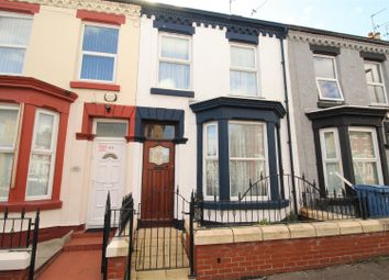 Thumbnail 2 bed terraced house for sale in Needham Road, Liverpool