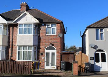 Thumbnail 3 bedroom semi-detached house for sale in Kitchener Road, North Evington, Leicester