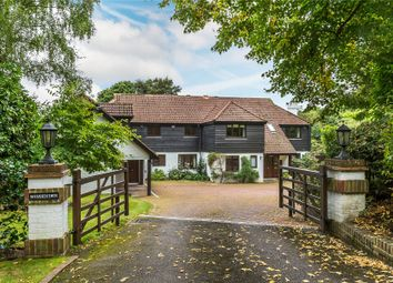 Thumbnail 6 bed detached house for sale in The Hockering, Woking, Surrey