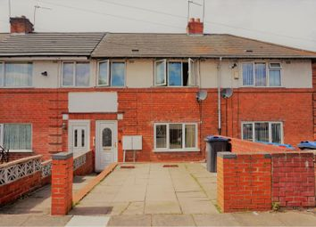 Thumbnail 3 bed terraced house for sale in Sunningdale Road, Birmingham