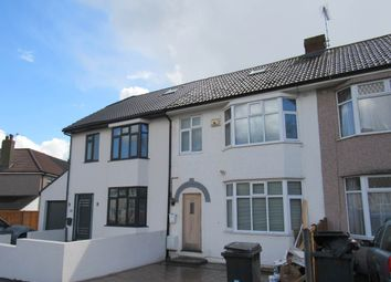 Thumbnail 5 bed terraced house to rent in Tenth Avenue, Northville, Bristol