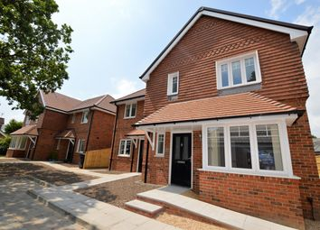 Thumbnail 3 bed semi-detached house for sale in Mill Close, Denmead
