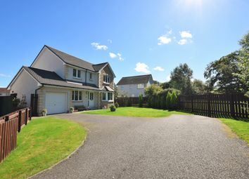 Thumbnail 4 bed detached house for sale in Culduthel Mains Gardens, Inverness
