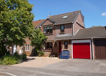 Long Croft, Yate, Bristol BS37. 4 bed link-detached house