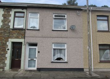 Thumbnail 3 bed terraced house for sale in Woodland Terrace, Godreaman, Aberdare