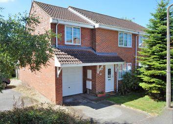 Thumbnail 4 bedroom semi-detached house for sale in Burnet Close, Swindon