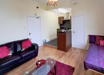 Thumbnail 1 bed property to rent in Flat 3, 126 Burley Road, Burley