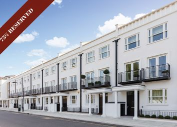Thumbnail 4 bedroom town house for sale in Beavor Lane, London