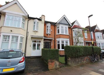 Thumbnail 3 bed terraced house to rent in New River Crescent, Palmers Green, London