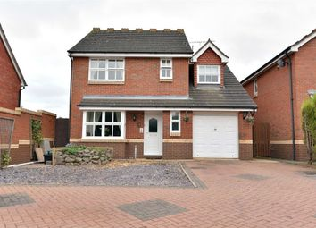 Thumbnail 4 bed detached house for sale in Mayfield, Wilnecote, Tamworth, Staffordshire