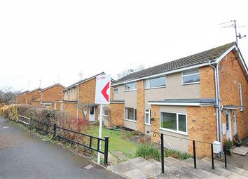 Thumbnail 3 bed semi-detached house for sale in Chase Avenue, Cheltenham, Gloucestershire
