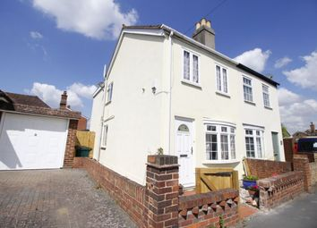 Thumbnail 2 bed semi-detached house for sale in Sheep Walk, Shepperton