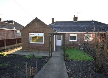 2 bed semi-detached bungalow for sale in Church Street West, Pinxton, Nottingham NG16