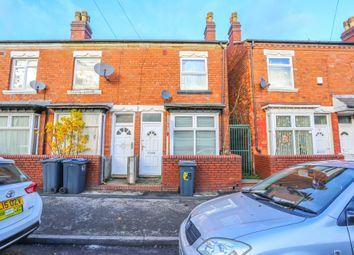 Thumbnail 3 bed end terrace house for sale in Preston Road, Birmingham, West Midlands