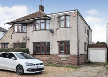 Thumbnail 3 bedroom semi-detached house for sale in Wincrofts Drive, London
