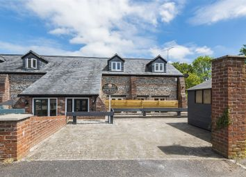 Thumbnail 2 bed semi-detached house for sale in The Square, Stratton, Dorchester