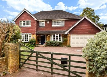 4 bed detached house for sale in Furzehill Crescent, Crowthorne, Berkshire RG45