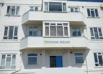 Thumbnail 1 bed flat for sale in Teynham House, Saltdean, East Sussex
