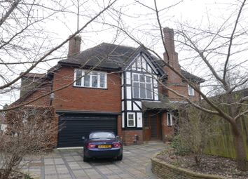 Thumbnail 5 bed detached house for sale in Coppice Road, Moseley