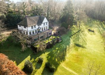 Thumbnail 6 bed detached house for sale in Three Gates Lane, Haslemere, Surrey