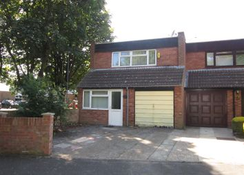 Thumbnail 3 bed property for sale in St. Barbara Way, Portsmouth