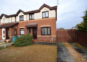Thumbnail 3 bed end terrace house for sale in Kingston Avenue, Uddingston, Glasgow, North Lanarkshire