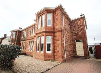 Thumbnail 3 bed flat for sale in Park Avenue, Prestwick, South Ayrshire, Scotland