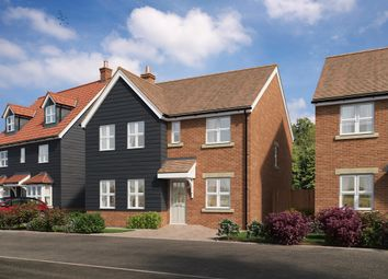 "Thumbnail 4 bedroom detached house for sale in ""The Mayfair "" at Forge Wood, Crawley"