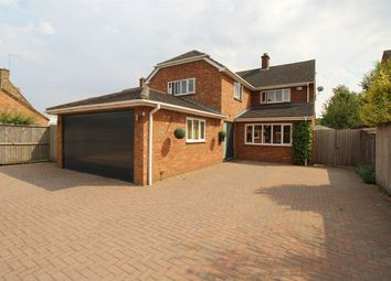 Thumbnail 4 bed detached house for sale in St. Audrey Lane, St. Ives, Huntingdon