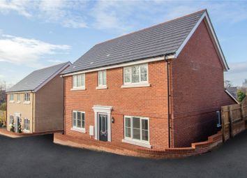 Thumbnail 3 bed detached house for sale in Redbank, Bury Water Lane, Newport, Essex