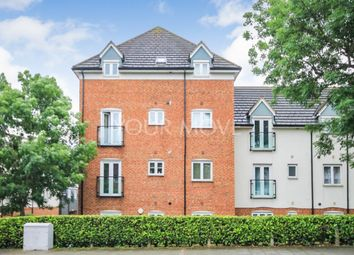 Thumbnail 2 bed flat for sale in Ingrebourne Avenue, Romford