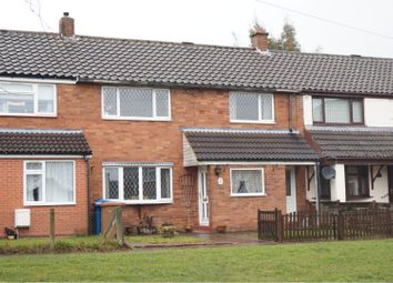 Thumbnail 3 bed terraced house for sale in Willow Tree Close, Lichfield