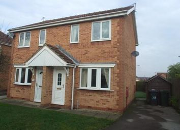 Thumbnail 2 bed semi-detached house to rent in 28 Long Field Road, Edenthorpe, Doncaster, South Yorkshire