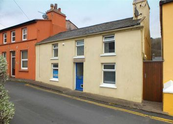 Thumbnail 3 bed terraced house for sale in Shore Cottage, Shore Road, Laxey