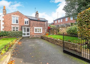 Thumbnail 3 bed detached house for sale in West Street, Prescot, Merseyside