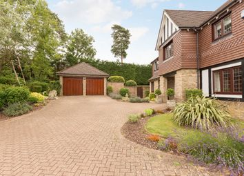 Thumbnail 5 bed detached house to rent in Claremont Gardens, Epsom