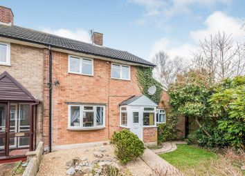 Thumbnail 3 bed end terrace house for sale in St. Peters Road, Basingstoke