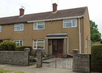 Thumbnail 3 bed end terrace house for sale in Hawthorne Avenue, Penarth