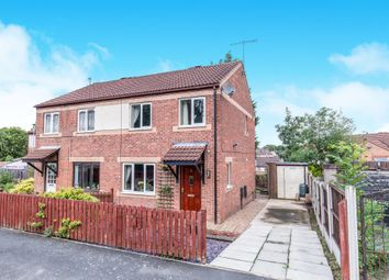 Thumbnail 3 bed semi-detached house for sale in Raynville Rise, Bramley, Leeds
