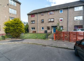 Thumbnail 2 bedroom flat for sale in Wester Drylaw Drive, Drylaw, Edinburgh