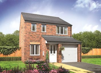 Thumbnail 2 bed semi-detached house for sale in 237 Millers Field, Manor Park, Sprowston, Norfolk